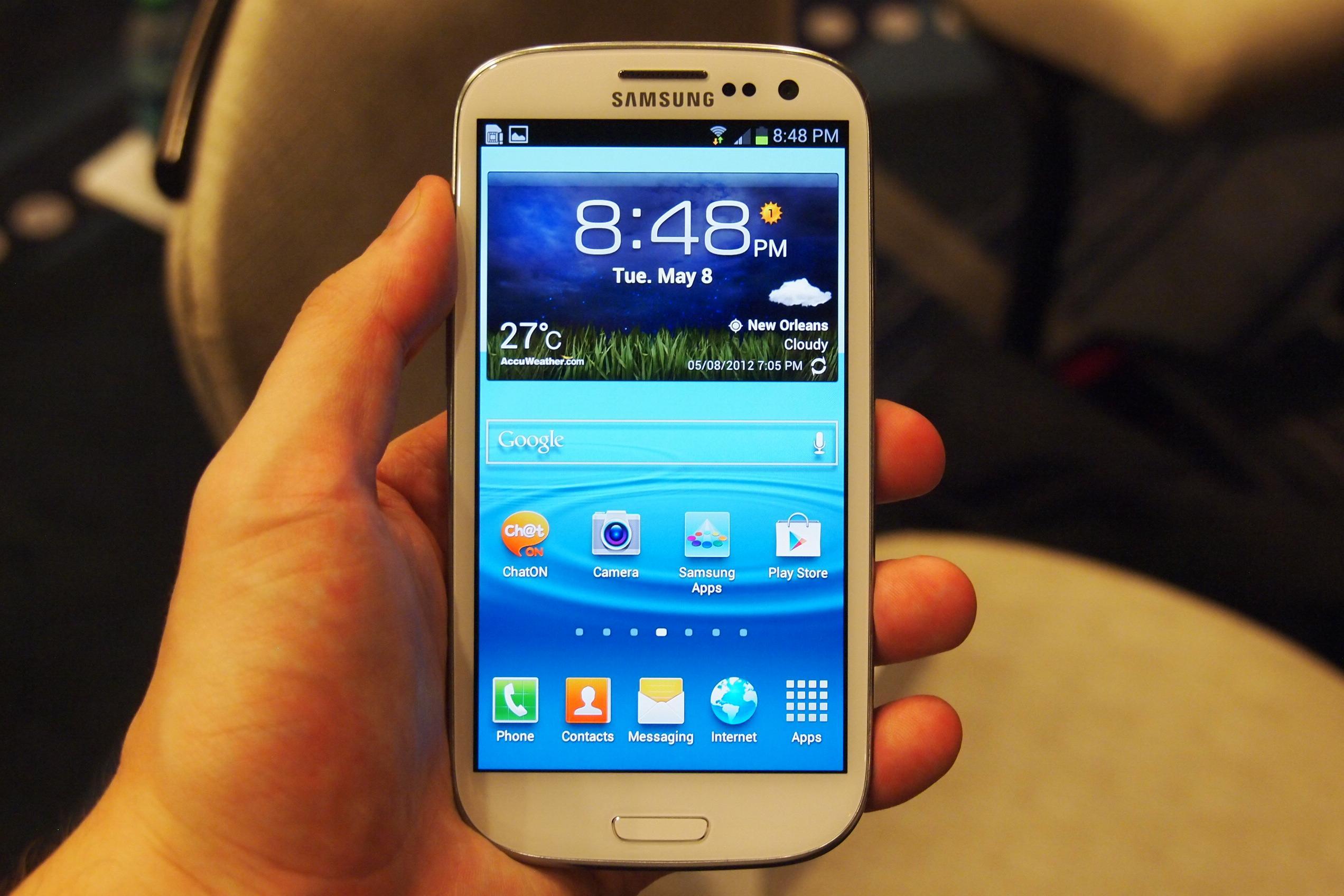 Samsung galaxy s3 nhat ban